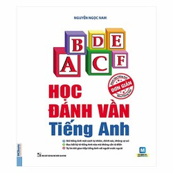 Sách: Học Đánh Vần Tiếng Anh - Tái Bản