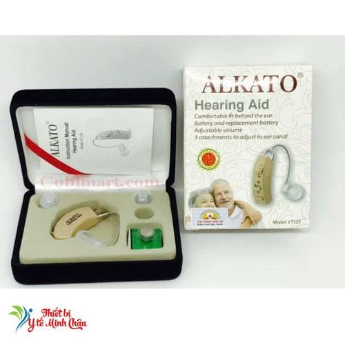 Máy trợ thính không dây Hearing Aid ALKATO - 6978358 , 13719967 , 15_13719967 , 419000 , May-tro-thinh-khong-day-Hearing-Aid-ALKATO-15_13719967 , sendo.vn , Máy trợ thính không dây Hearing Aid ALKATO