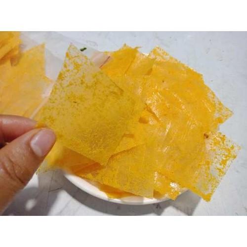 1kg Bánh Tráng LẮC PHÔ MAI Miếng Vuông