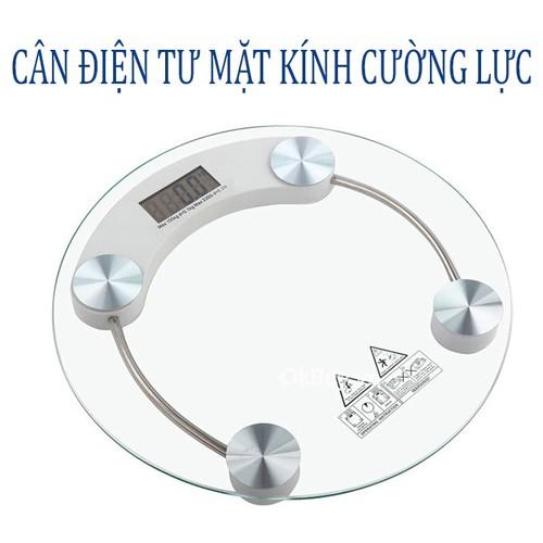 Cân điện tử - cân sức khỏe mặt kính cường lực - 6986190 , 13727079 , 15_13727079 , 170000 , Can-dien-tu-can-suc-khoe-mat-kinh-cuong-luc-15_13727079 , sendo.vn , Cân điện tử - cân sức khỏe mặt kính cường lực
