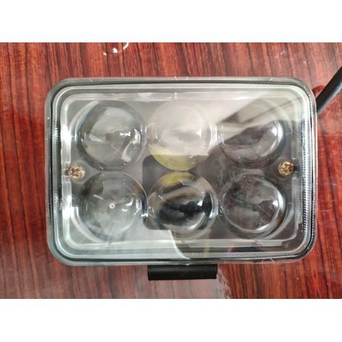 Đèn LED 6 bóng trắng siêu sáng