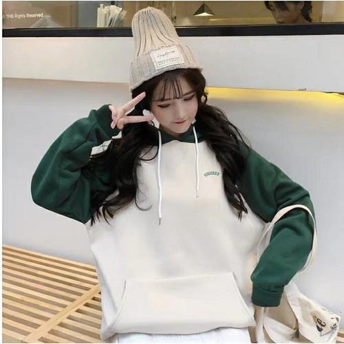 Áo hoodie nữ xinh xắn