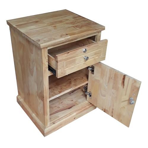 Tủ đầu giường bằng gỗ