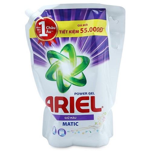 Nước giặt Ariel Power Gel giữ màu 2.4kg - 6973757 , 13715495 , 15_13715495 , 130000 , Nuoc-giat-Ariel-Power-Gel-giu-mau-2.4kg-15_13715495 , sendo.vn , Nước giặt Ariel Power Gel giữ màu 2.4kg