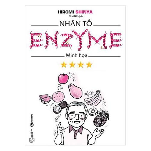 Sách Nhân Tố Enzyme - Minh Họa