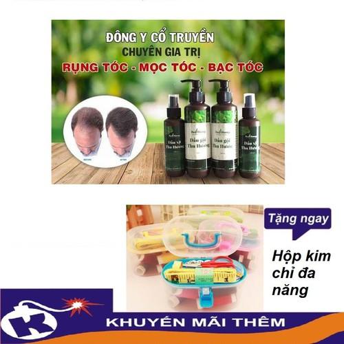 Dầu gội đặc trị rụng tóc, bạc tóc, kích thích mọc tóc đông y Thu Hương - 6971093 , 13712261 , 15_13712261 , 330000 , Dau-goi-dac-tri-rung-toc-bac-toc-kich-thich-moc-toc-dong-y-Thu-Huong-15_13712261 , sendo.vn , Dầu gội đặc trị rụng tóc, bạc tóc, kích thích mọc tóc đông y Thu Hương