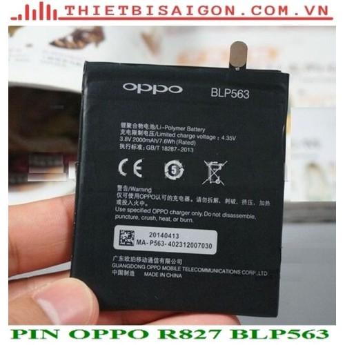PIN OPPO R827 BLP563 - 6979453 , 13720861 , 15_13720861 , 94000 , PIN-OPPO-R827-BLP563-15_13720861 , sendo.vn , PIN OPPO R827 BLP563