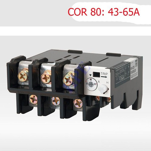 Relay nhiệt Chiel COR 80 43-65A