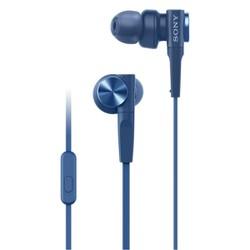 Tai nghe nhét tai Sony Extra Bass có mics MDR-XB55AP - Hàng chính hãng - 4548736061989