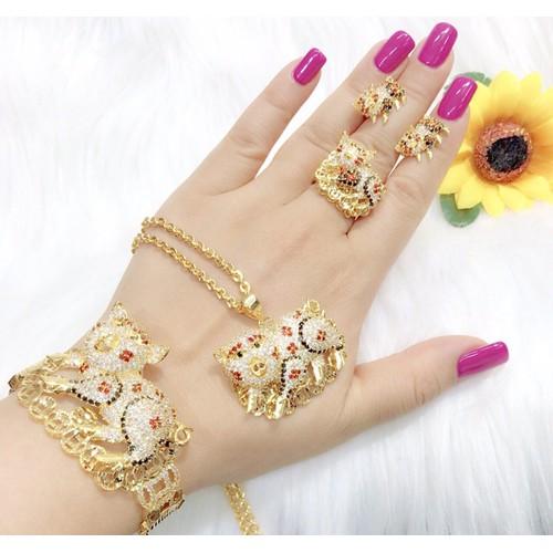 bộ trang sức cao cấp, bộ trang sức con heo vàng 2019 cao cấp - 6985418 , 13726474 , 15_13726474 , 1099000 , bo-trang-suc-cao-cap-bo-trang-suc-con-heo-vang-2019-cao-cap-15_13726474 , sendo.vn , bộ trang sức cao cấp, bộ trang sức con heo vàng 2019 cao cấp