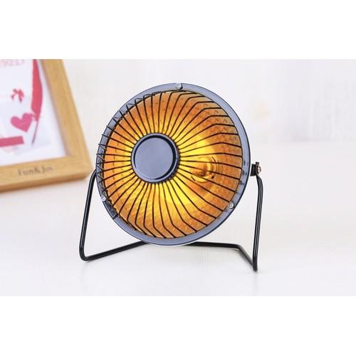 Quạt sưởi mini Heater 4 inch để bàn