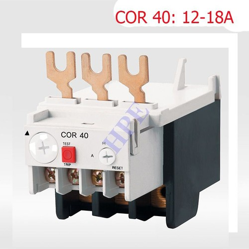 Relay nhiệt Chiel COR 40 12-18A