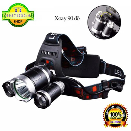 Đèn pin đeo đầu siêu sáng sạc điện- đèn pin đội đầu soi ếch - 19203493 , 23217022 , 15_23217022 , 165000 , Den-pin-deo-dau-sieu-sang-sac-dien-den-pin-doi-dau-soi-ech-15_23217022 , sendo.vn , Đèn pin đeo đầu siêu sáng sạc điện- đèn pin đội đầu soi ếch