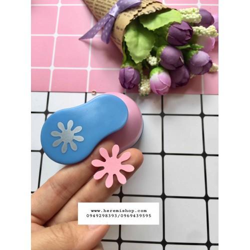Dập hoa cúc 25mm