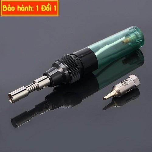 Bút súng khò mini hàn thiết được thiết kế gọn nhẹ, dễ mang theo tặng 1 chai Gas - 4652508 , 14131451 , 15_14131451 , 195000 , But-sung-kho-mini-han-thiet-duoc-thiet-ke-gon-nhe-de-mang-theo-tang-1-chai-Gas-15_14131451 , sendo.vn , Bút súng khò mini hàn thiết được thiết kế gọn nhẹ, dễ mang theo tặng 1 chai Gas