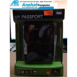 Ổ cứng di động Western My Passport 1TB usb 3.0 bảo hành 24 tháng