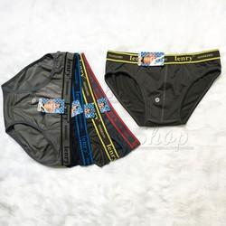Hộp 05 quần lót nam - Thun lạnh - Lưng bản nhỏ - LN0038x5
