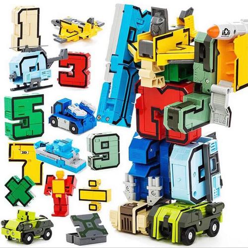 Bộ lắp ráp robot số