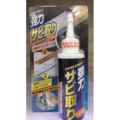 Chai tẩy gỉ sét đồ dùng kim loại siêu mạnh nhập khẩu trực tiếp từ Nhật Bản - 7000424 , 13744832 , 15_13744832 , 157000 , Chai-tay-gi-set-do-dung-kim-loai-sieu-manh-nhap-khau-truc-tiep-tu-Nhat-Ban-15_13744832 , sendo.vn , Chai tẩy gỉ sét đồ dùng kim loại siêu mạnh nhập khẩu trực tiếp từ Nhật Bản