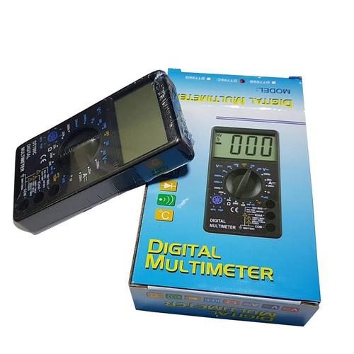 Đồng hồ đo điện vạn năng DT700C