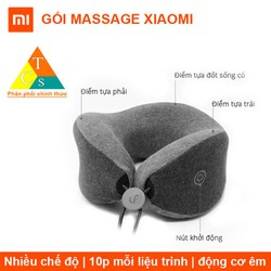 GỐI MASSAGE XIAOMI - GỐI MASSAGE XIAOMI
