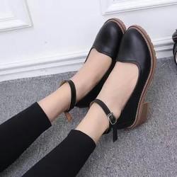 Giày oxford cổ tim 02 | Giày oxford nữ