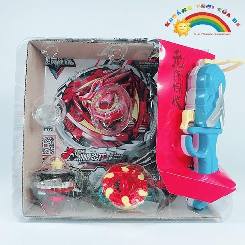 Bán đồ chơi Con Quay Nado Phần 5 Mới Thần Rồng Vuốt Lửa Plus [ĐỒ CHƠI AN TOÀN]