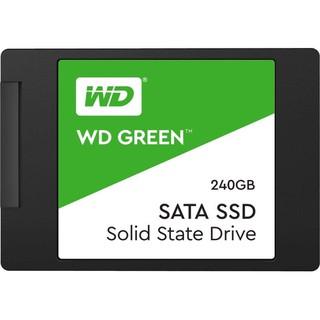 Ổ Cứng SSD Western 240GB Green 2.5inch WDS240G2G0A - Hãng Phân Phối Chính Thức - SSD WDS240G2G0A thumbnail