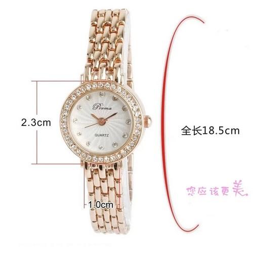 Đồng hồ nữ PREMA-JP mặt 24mm - 7005495 , 13750977 , 15_13750977 , 280000 , Dong-ho-nu-PREMA-JP-mat-24mm-15_13750977 , sendo.vn , Đồng hồ nữ PREMA-JP mặt 24mm