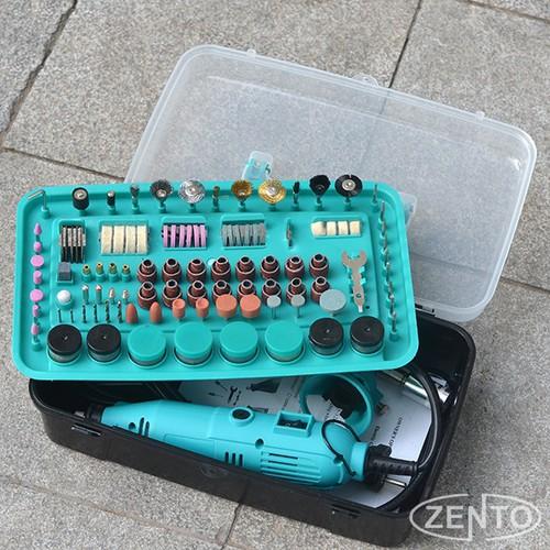 Máy khoan Mài khắc đa năng 275 pcs Zento