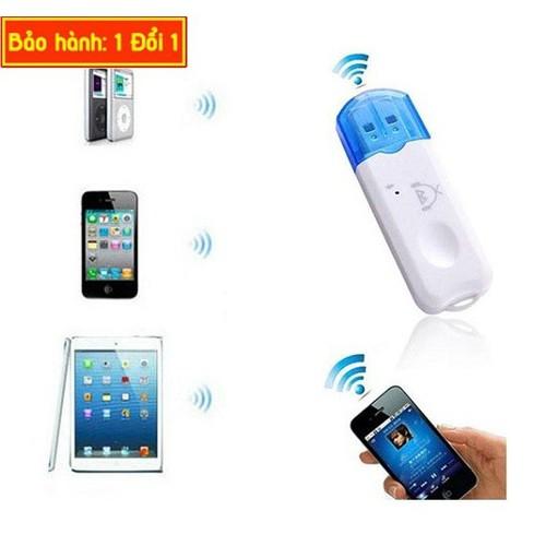 USB Bluetooth Wireless Dongle Hỗ trợ loa cắm USB