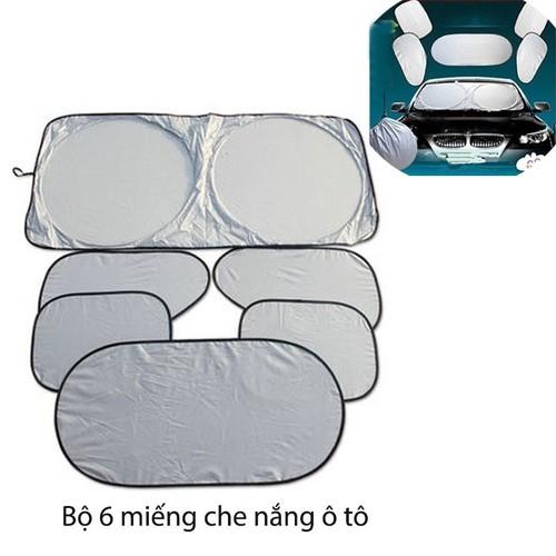 Bộ 6 tấm chắn nắng kính xe ô tô-Chắn kinh o to-che nắng xe hơi - 7191295 , 13895813 , 15_13895813 , 129000 , Bo-6-tam-chan-nang-kinh-xe-o-to-Chan-kinh-o-to-che-nang-xe-hoi-15_13895813 , sendo.vn , Bộ 6 tấm chắn nắng kính xe ô tô-Chắn kinh o to-che nắng xe hơi