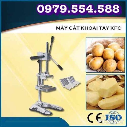 Máy thái khoai tây khoai lang sợi công nghiệp