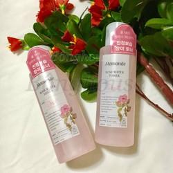 Nước hoa hồng toner cân bằng da Mamonde Rose Water Toner Hàn Quốc