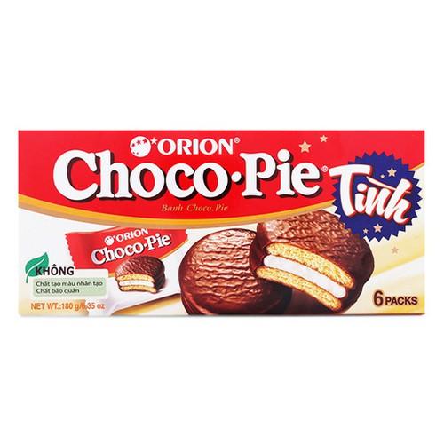 Choco-Pie nhân kem 180g