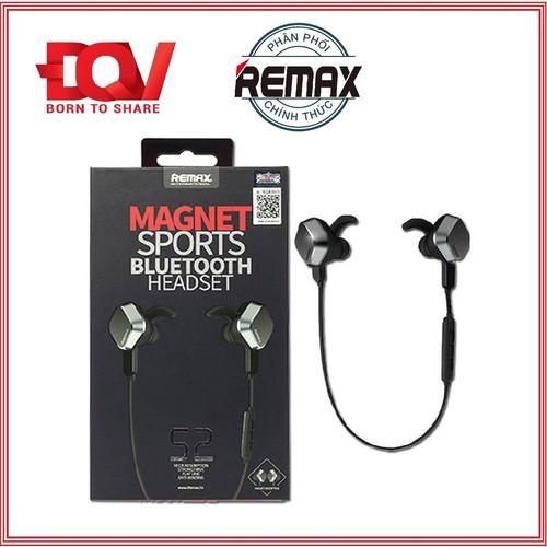 Tai nghe nam châm thể thao Bluetooth V4.1 Remax S2 - Hàng chính hãng - 6997273 , 13741986 , 15_13741986 , 298000 , Tai-nghe-nam-cham-the-thao-Bluetooth-V4.1-Remax-S2-Hang-chinh-hang-15_13741986 , sendo.vn , Tai nghe nam châm thể thao Bluetooth V4.1 Remax S2 - Hàng chính hãng