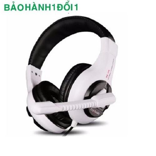 Headphone Ovann Với dải phân tần rộng, nghe nhạc chơi game hay
