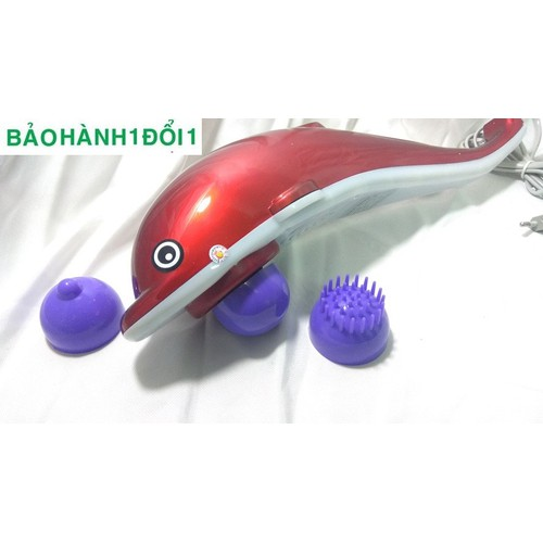 Máy massage cá heo Loại lớn mang lại cảm giác thư thái, giảm đau nhức
