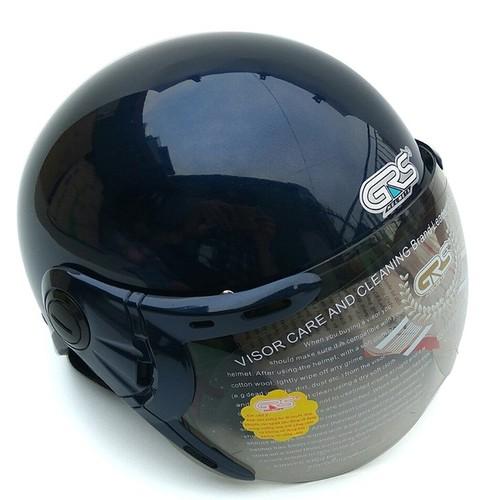 Mũ bảo hiểm - Nón bảo hiểm - Mũ bảo hiểm chính hãng - Nón bảo hiểm chính hãng - Mũ bảo hiểm GRS - Mũ bảo hiểm nửa đầu có kính GRS A33k màu xanh bóng - 4604493 , 13743427 , 15_13743427 , 320000 , Mu-bao-hiem-Non-bao-hiem-Mu-bao-hiem-chinh-hang-Non-bao-hiem-chinh-hang-Mu-bao-hiem-GRS-Mu-bao-hiem-nua-dau-co-kinh-GRS-A33k-mau-xanh-bong-15_13743427 , sendo.vn , Mũ bảo hiểm - Nón bảo hiểm - Mũ bảo hiểm c