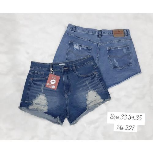 Quần Short Jeans Nữ Size Đại 33 đến 35 - 6989797 , 13731743 , 15_13731743 , 100000 , Quan-Short-Jeans-Nu-Size-Dai-33-den-35-15_13731743 , sendo.vn , Quần Short Jeans Nữ Size Đại 33 đến 35