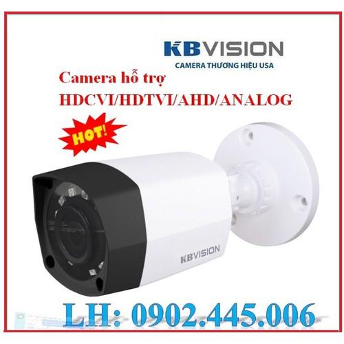 Camera Kbvision KX-2011C4,2M