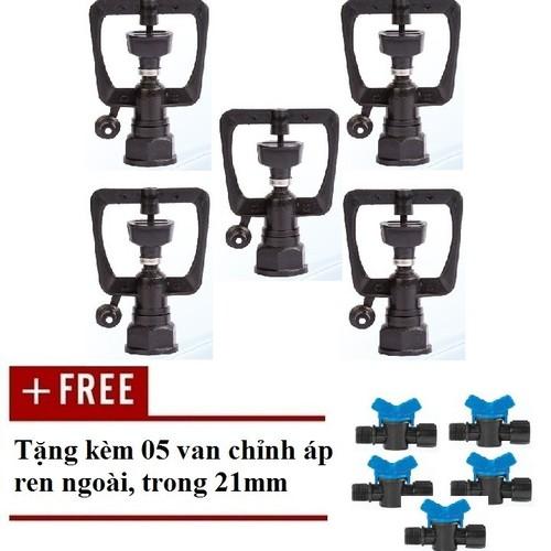 Bộ 05 béc tưới cây hình vuông 2 tia tặng kèm 05 nối 21 - 6993562 , 13737807 , 15_13737807 , 109000 , Bo-05-bec-tuoi-cay-hinh-vuong-2-tia-tang-kem-05-noi-21-15_13737807 , sendo.vn , Bộ 05 béc tưới cây hình vuông 2 tia tặng kèm 05 nối 21