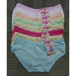 Combo 5 quần lót cotton nữ