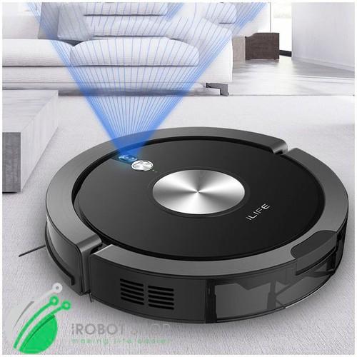Robot hút bụi lau nhà iLife X800, wifi điều khiển qua điện thoại - 4604122 , 13738681 , 15_13738681 , 8600000 , Robot-hut-bui-lau-nha-iLife-X800-wifi-dieu-khien-qua-dien-thoai-15_13738681 , sendo.vn , Robot hút bụi lau nhà iLife X800, wifi điều khiển qua điện thoại