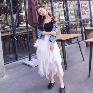 Chân váy tầng Quảng Châu - cvtuarua thumbnail