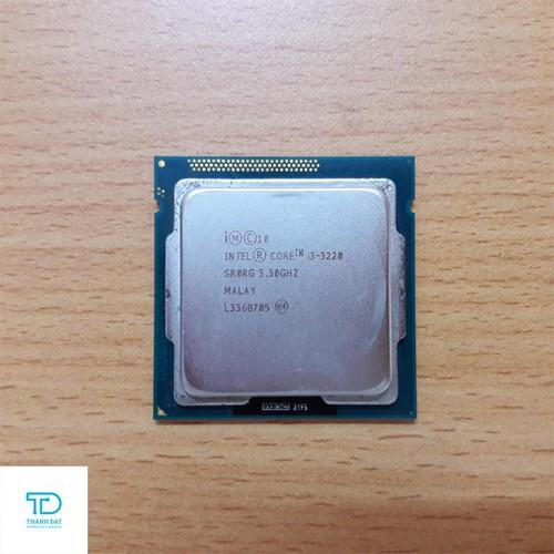 Bộ vi xử lý CPU Intel Core I3 3220 socket 1155 tray - Chip máy tính i3 3220 tốc độ 3.30GHz 3 M Cache - 7006304 , 13751691 , 15_13751691 , 820000 , Bo-vi-xu-ly-CPU-Intel-Core-I3-3220-socket-1155-tray-Chip-may-tinh-i3-3220-toc-do-3.30GHz-3-M-Cache-15_13751691 , sendo.vn , Bộ vi xử lý CPU Intel Core I3 3220 socket 1155 tray - Chip máy tính i3 3220 tốc độ 3.30