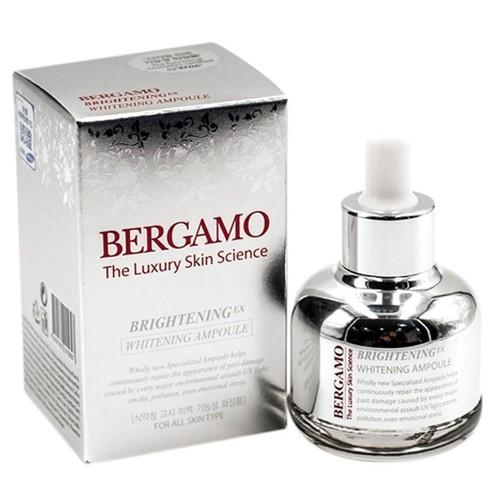 Tinh Chất Serum Bergamo Brightening Whitening Ampoule 30ml