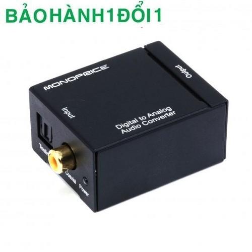 Box chuyển đổi tín hiệu Optical sang Audio AV