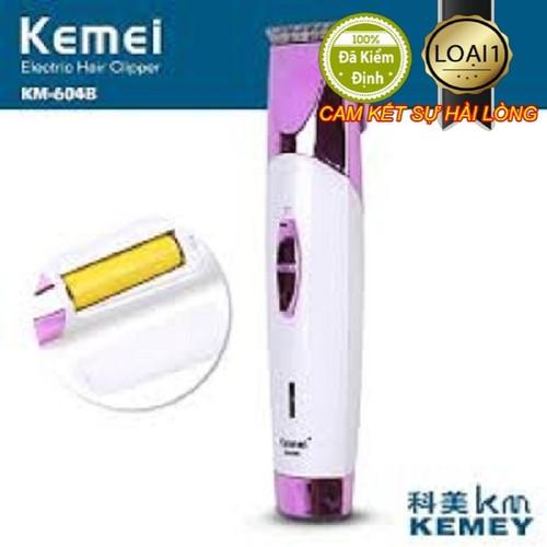 Tông Đơ Cắt Tóc Trẻ Em Kemei Km-604b Homegreen loại tốt