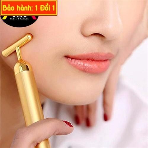 Máy Massage mặt Energy Beauty Bar công dụng thúc đẩy sự tuần hoàn máu mặt và trao đổi chất
